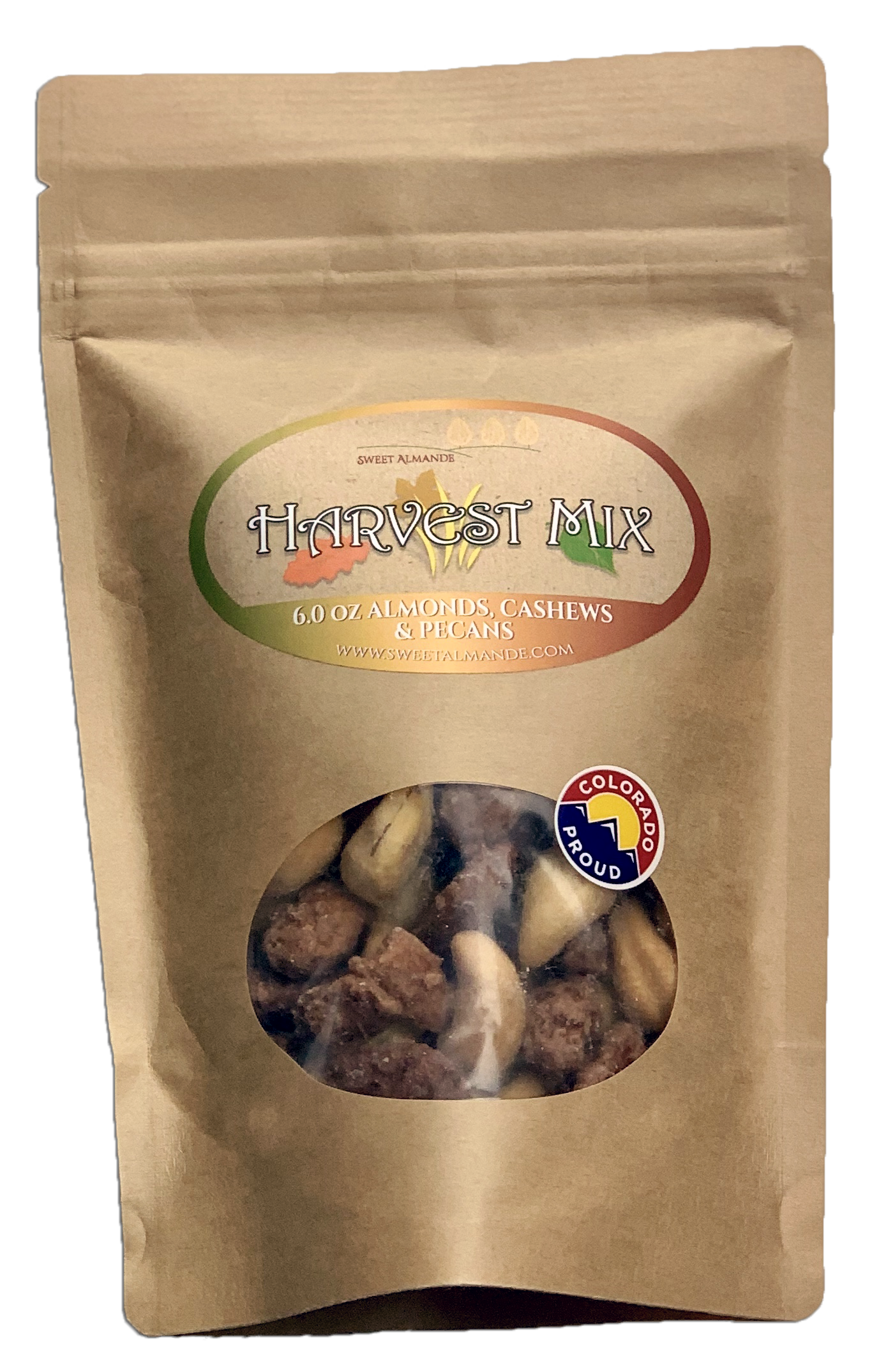 Sweet Almande Harvest Mix